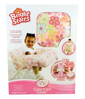 Bright Starts Shopping Cart Cover