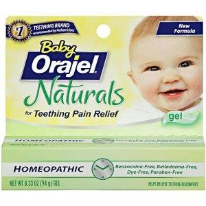 Baby Orajel Naturals